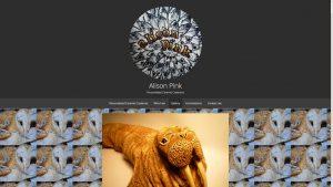 alisonpinkwebsite