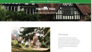 hitchamwebsite